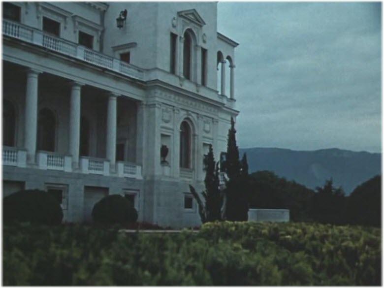 Ливадийский дворец в Собаке на сене