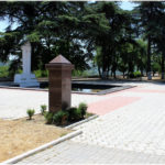 Сквер имени Бузина в Севастополе