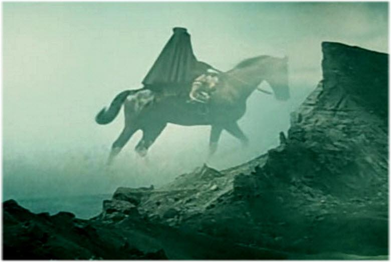 Всадник без головы в тумане