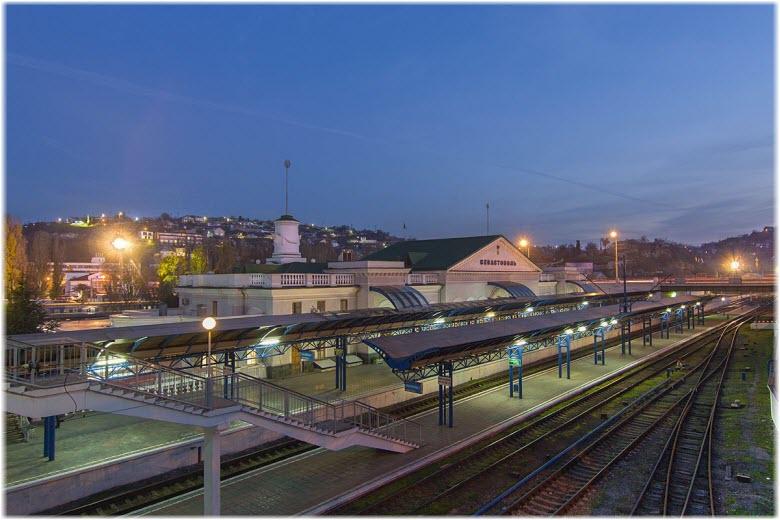 фото ЖД-вокзала