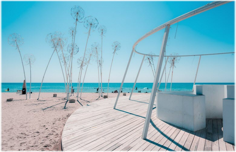Пляж «КаZантип»