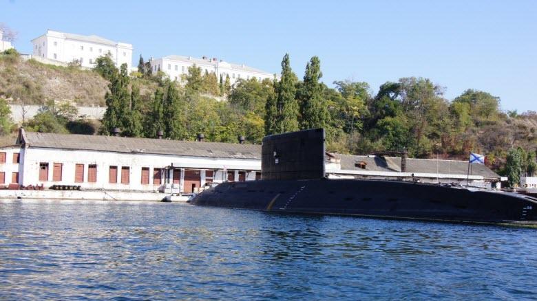 Бесстрашная подводная «пантера»