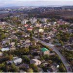 село Мирное в Симферопольском районе