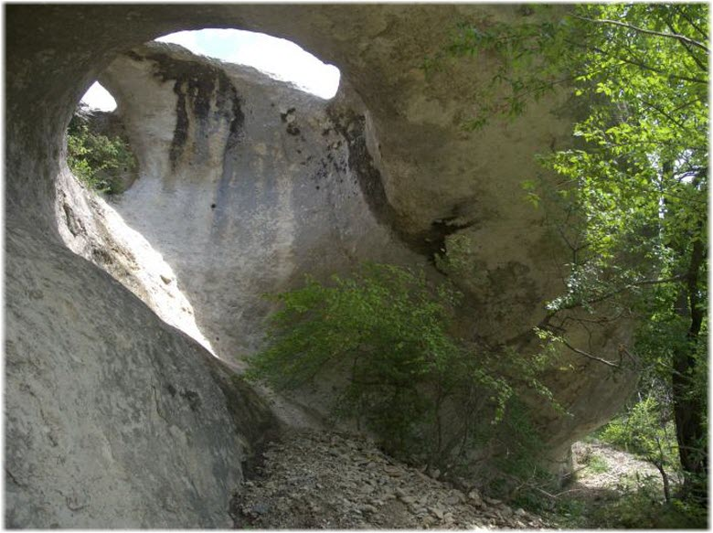 грот Казан-Кая