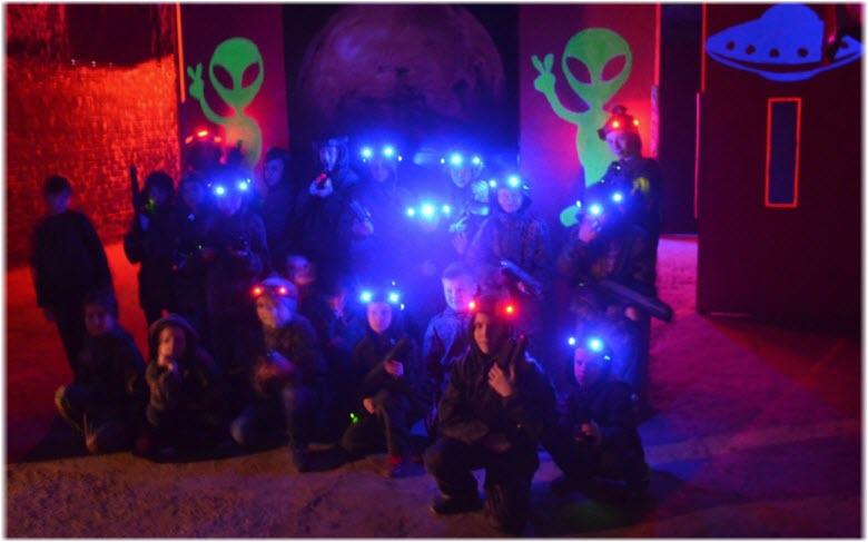 Детский клуб «Марс»