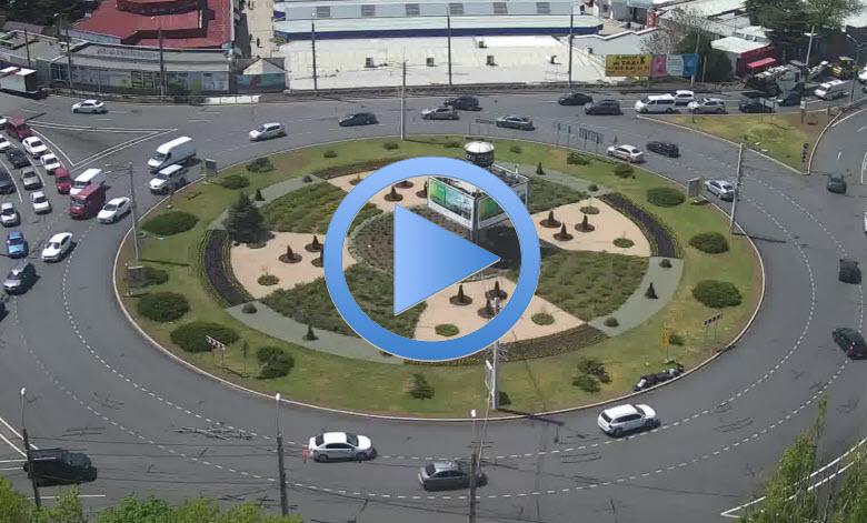 веб-камера на Московском кольце