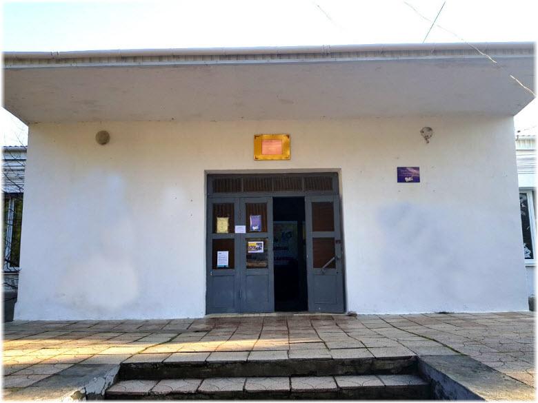Рыбачьевский сельский клуб