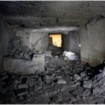 Старокарантинские каменоломни в Керчи