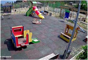 детская площадка в Новом Свете