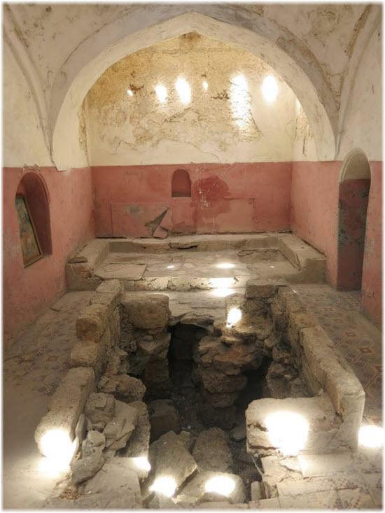 фото Турецких бань