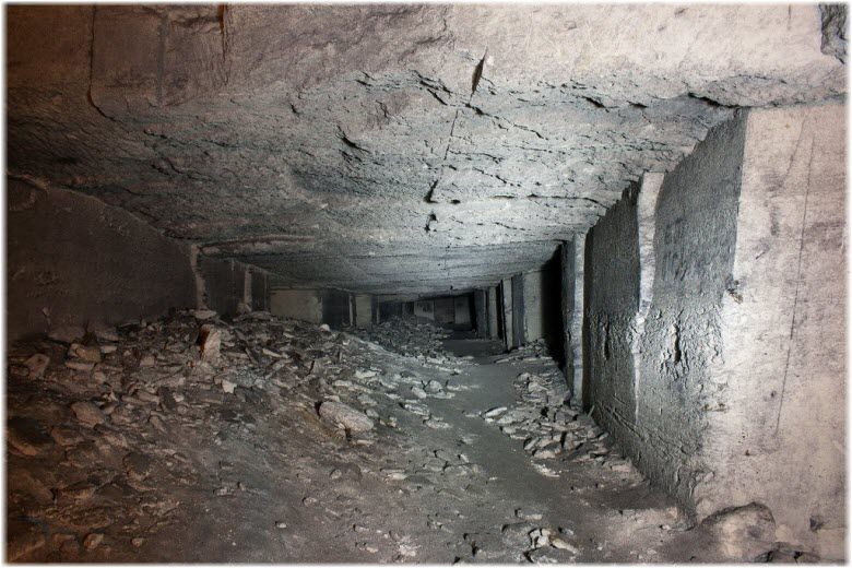 фото катакомб