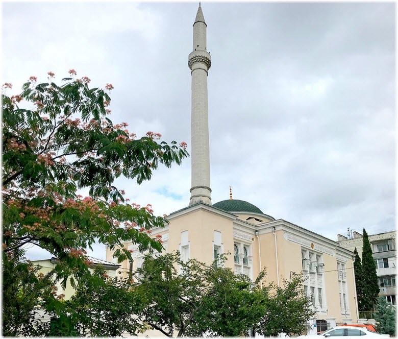 фото мечети города Севастополь