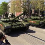 фото с репетиции Парада Победы в Севастополе