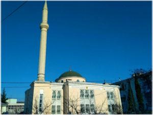 мечеть в Севастополе