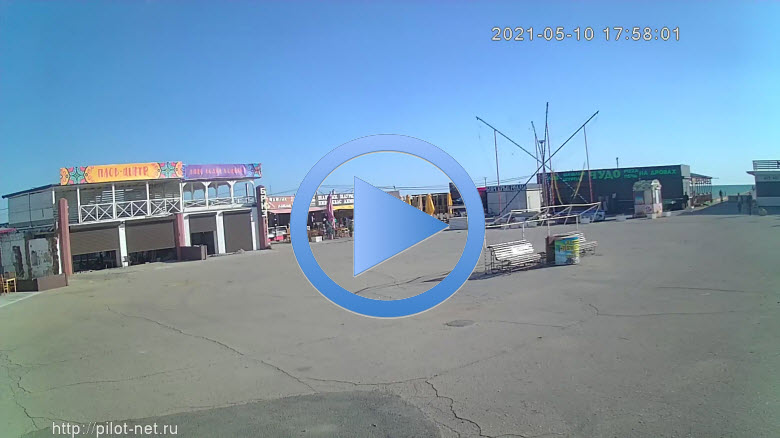 веб-камера на Набережной в Новофедоровке