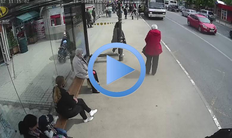 веб-камера у ост. Площадь Куйбышева