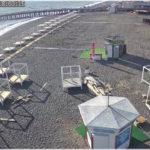 пляж Чайка в Новофедоровке