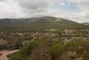 село Перевальное