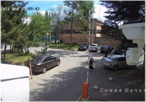 улица Чайкиной