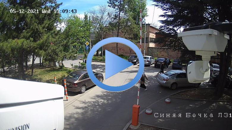 веб-камера на улице Ростовская