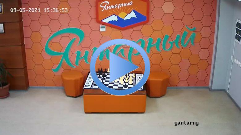 веб-камера лагеря Янтарный