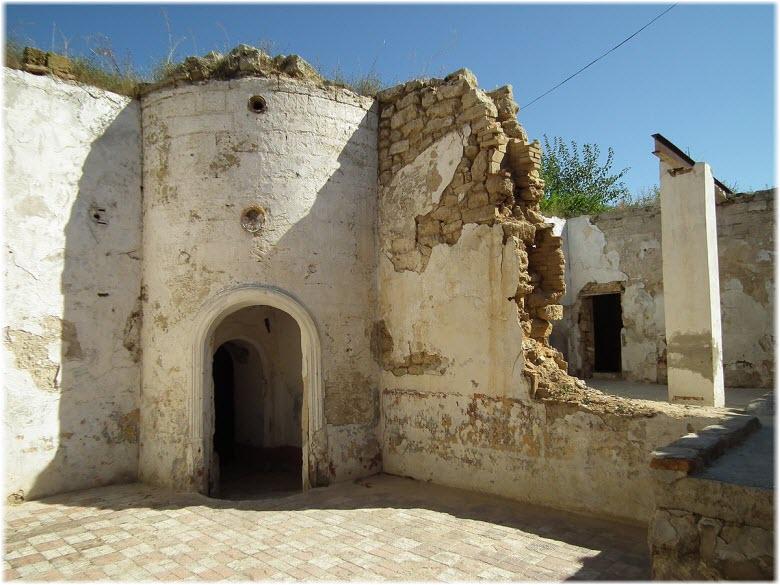 вход в Турецкие бани