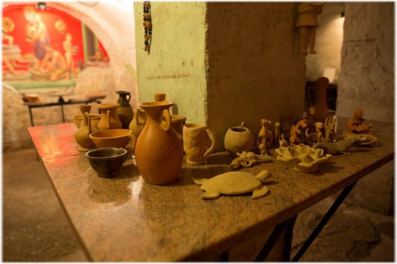 Музей «Гончарная мастерская»