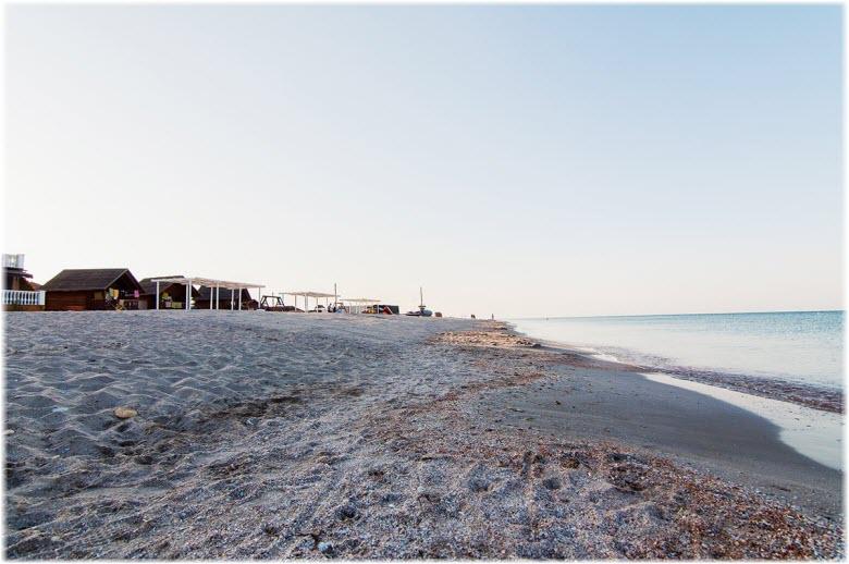 Пляж «Дель Мар»