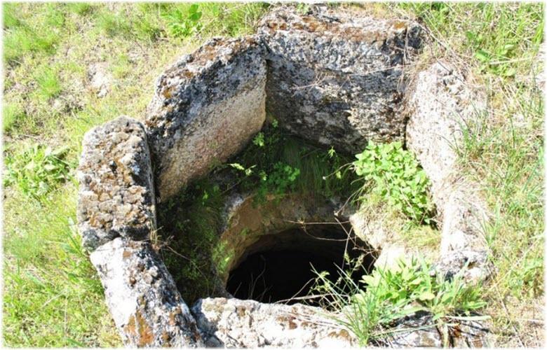 фото подземных ходов Илурата