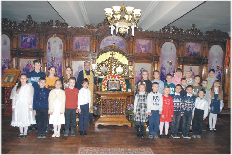 фото внутри храма