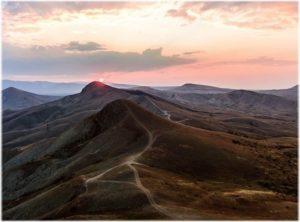 гора Джан-Кутаран