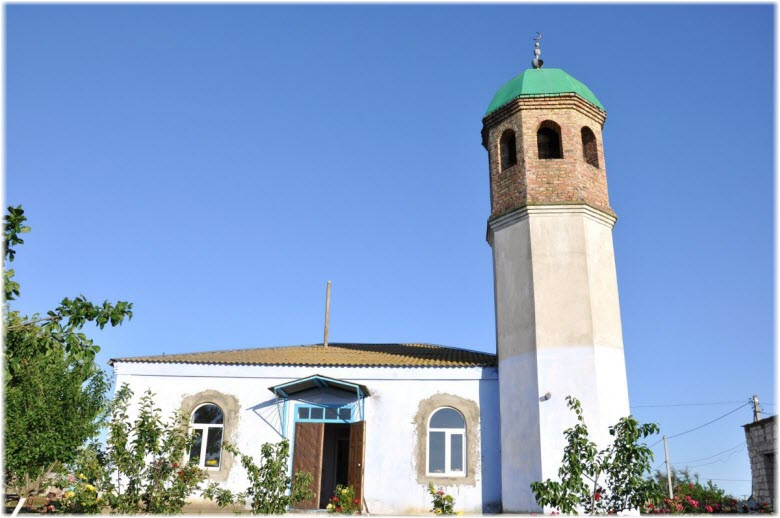 мечеть в Батальном