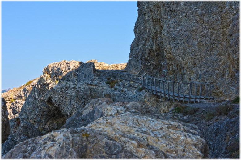 Чертов мостик в Судаке
