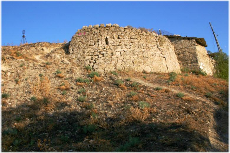башня Фомы у горы Митридат