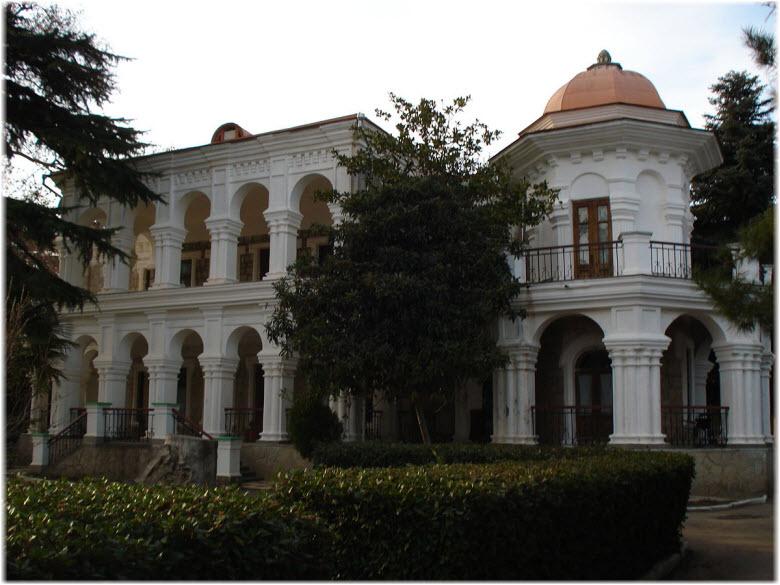 фото дома-музея Стахеева