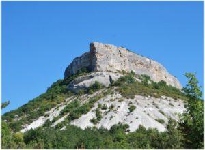 Гора Утюга