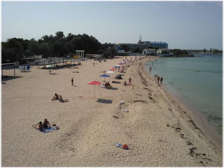 Пляж Городской