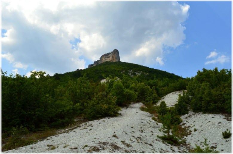 фото горы Бурун-Кая