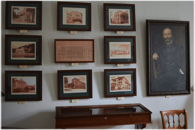 фото музея внутри