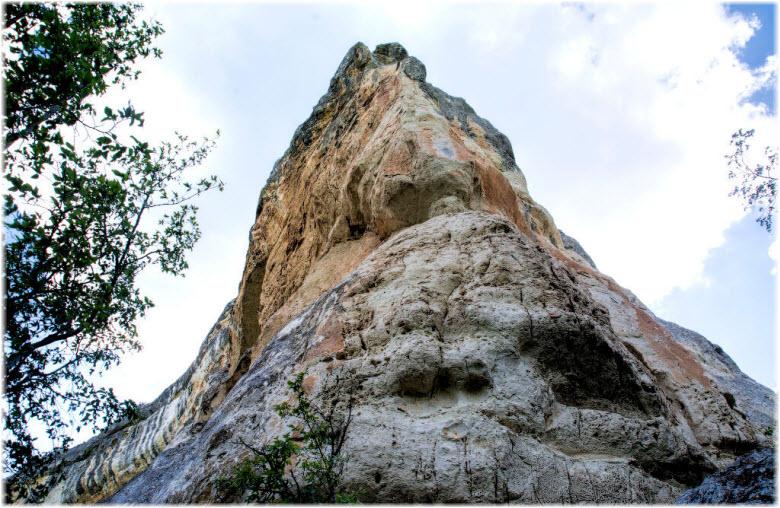 скала Бурун-Кая