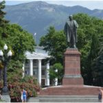 площадь Ленина в Ялте