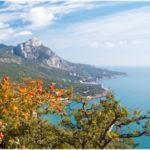 самые теплые места Крыма в сентябре