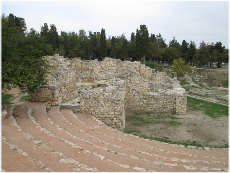 Храм с ковчегом в Севастополе